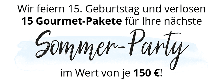 Sommer-Party