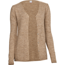 Strickjacke meliert